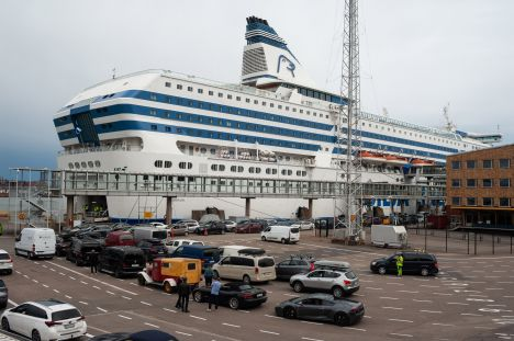 Tallink, Estonia, ferry, travel